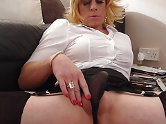 holly fills her  with cum