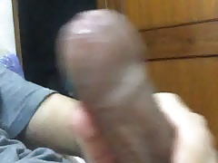 Enormous Indian uncircumcised
