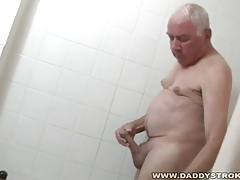 Bathroom And a Masturbate..