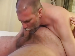gigantic hairy man plumb studs