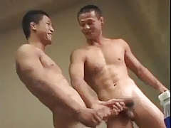 chinese muscleman
