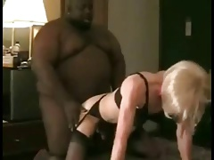 BBW  humps crossdresser
