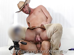 GayCastings - Suspended Alex..