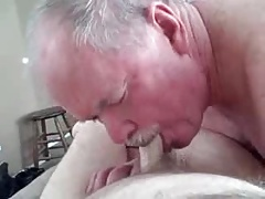 Silver father blowage 7