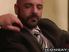 Dirk Caber and Adam Russo..