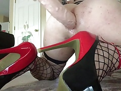 Crossdressing cam showcase..
