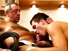 Guy Fucks his Mature Manager