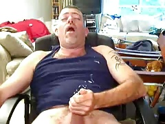 Daddy bear draining and