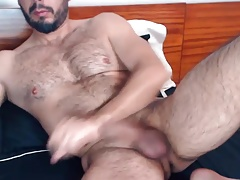 Hairy,  turkish  eager for..