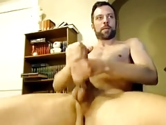 Dad thick man sausage jizz..
