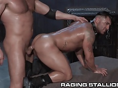 RagingStallion Bruno Bernal..