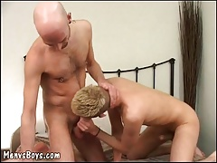 cockteaser gets his  plowed..