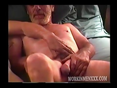 Movie of 2 Old  Draining Off