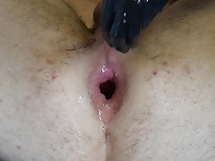 dilatation ass-fuck et 1er