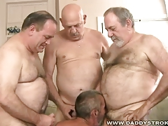 Circle Wank Daddies